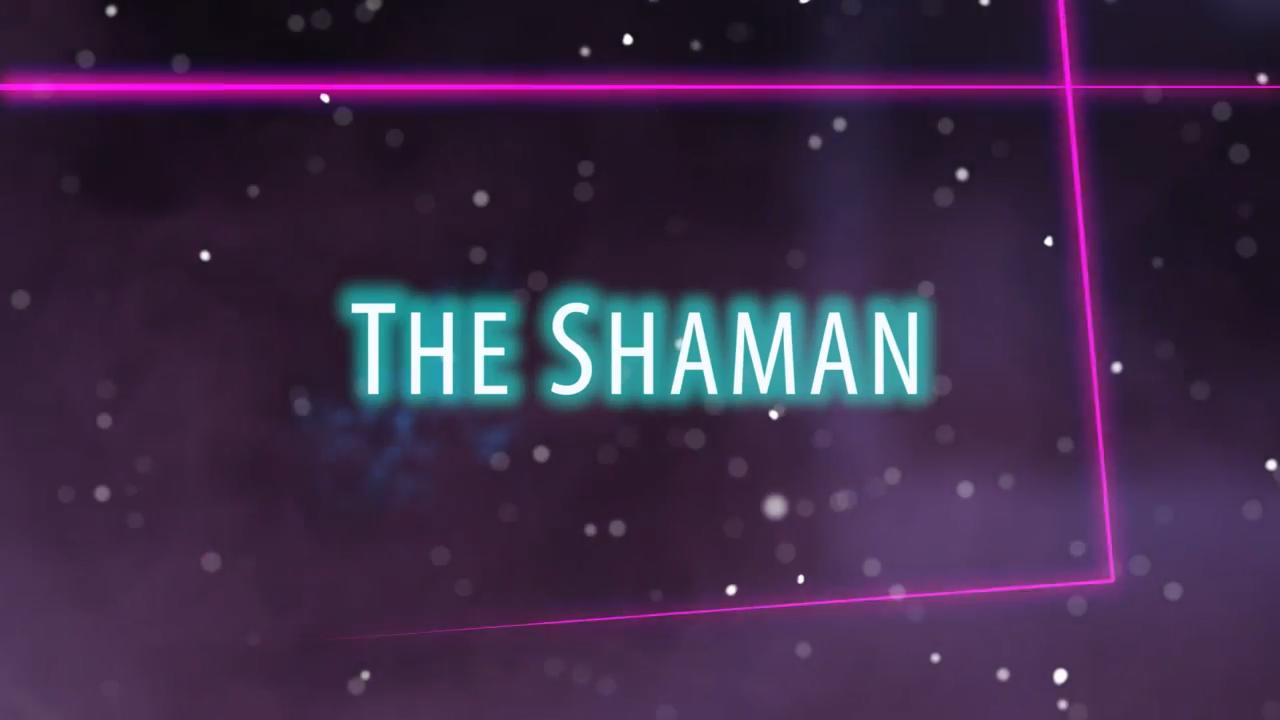 Шаман (серия)