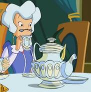 Фарагонда и чай