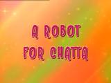 Робот для Чатты