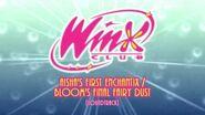 Winx Club 1-3 OST - Final Fairy Dust 3x06 и 3x26