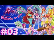 Lets Play Winx Club Believix in You! Folge -03 -HD- - GER