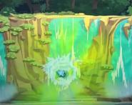 Водопад нимф1
