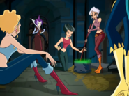 Спецвыпуск 3 Ведьмы в темнице