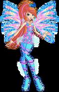 Bloom sirenix by winx rainbow love