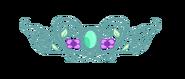 Crown daphne by miniwinx-d74mu13