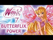 Winx Club - Season 7 - Butterflix Transformation!