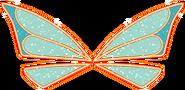 Крылья Блум в Базовом превращении