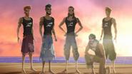 Пираты-Зомби (люди)