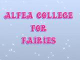 Алфея — школа для фей