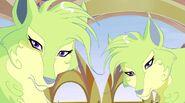 Магиволки зелёные