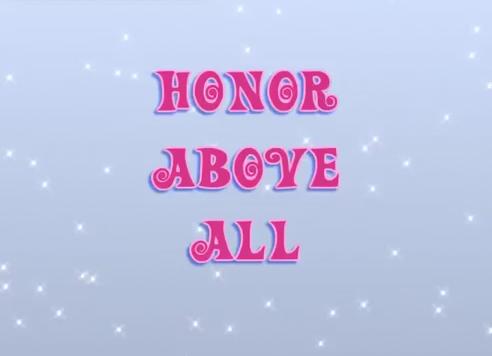 Главное — честь!