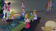 Арабель, Лори, Келли и Эми 801