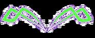 Крылья Текны в Базовом превращении