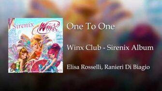 """Winx_Club_-_Sirenix_Album_-_10._""""One_To_One"""""""
