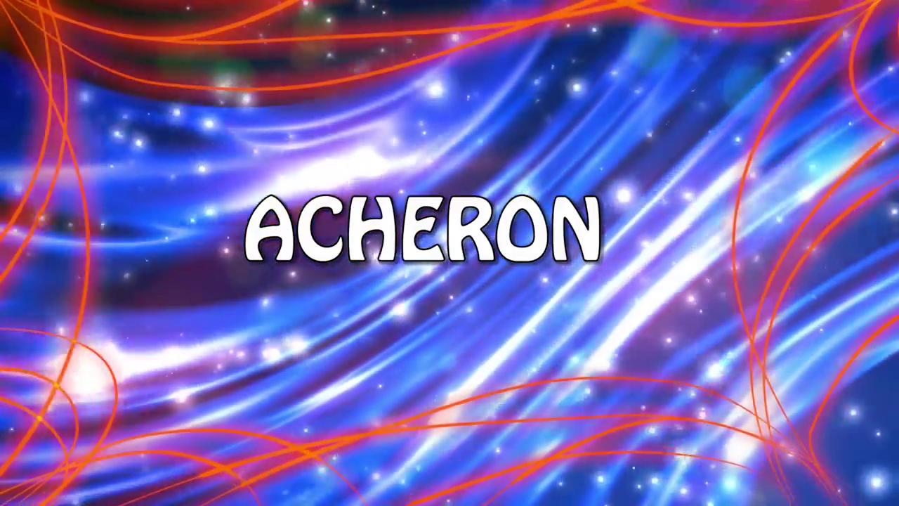 Ашерон (серия)