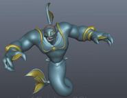 Тританнус 3Д модель