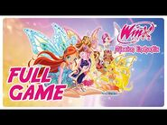 """Winx Club- Mission Enchantix (NDS) - 1080p60 FULL GAME """"Chapter 0-10"""" Walkthrough - No Commentary"""