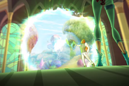 Палладиум открывает портал в заповедник Алфеи.png
