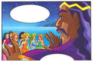 Король Андроса и русалки