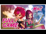"""Winx Club- Rockstars (NDS) - 1440p60 FULL GAME """"ALL STAGES & SONGS"""" Walkthrough - No Commentary"""