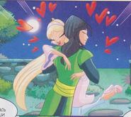 Лиан и Галатея