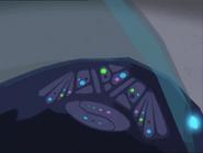 Панель управления космического паука 4000 123