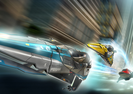Wipeout Central