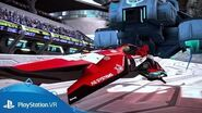 WipEout Omega Collection - VR Trailer - PlayStation VR