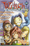 Witch cover 34