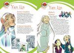 Yan Lin Info Sheet