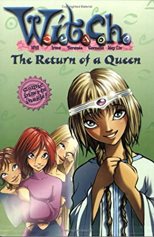 Book 12: The Return of a Queen