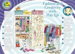 Hay Lin's Wardrobe Info Sheet