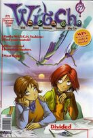 Witch cover 27