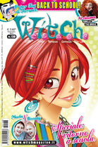 Witch Cover 138