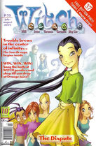 Witch cover 37