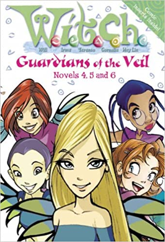 Book: Guardians of the Veil