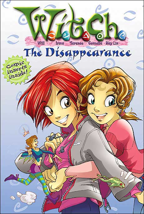 Book 02: The Disappearance