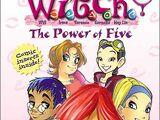 List of W.I.T.C.H. books