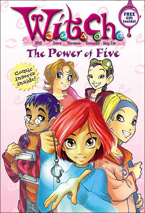 Book 01: The Power of Five