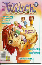 Witch cover 36
