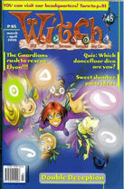 Witch cover 45