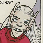 Luba in the comics