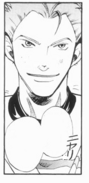 Uriah's Appearance in the Manga