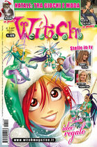 Witch cover 129