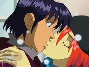 Pierwszy pocałunek Matta i Will