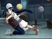 Pierwszy pocałunek Hay Lin i Eryka