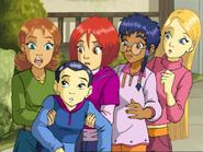 Irma , Hay Lin , Will , Taranne , Cornelia (najlepsze przyjaciółki) 19
