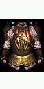 Toussaint armor