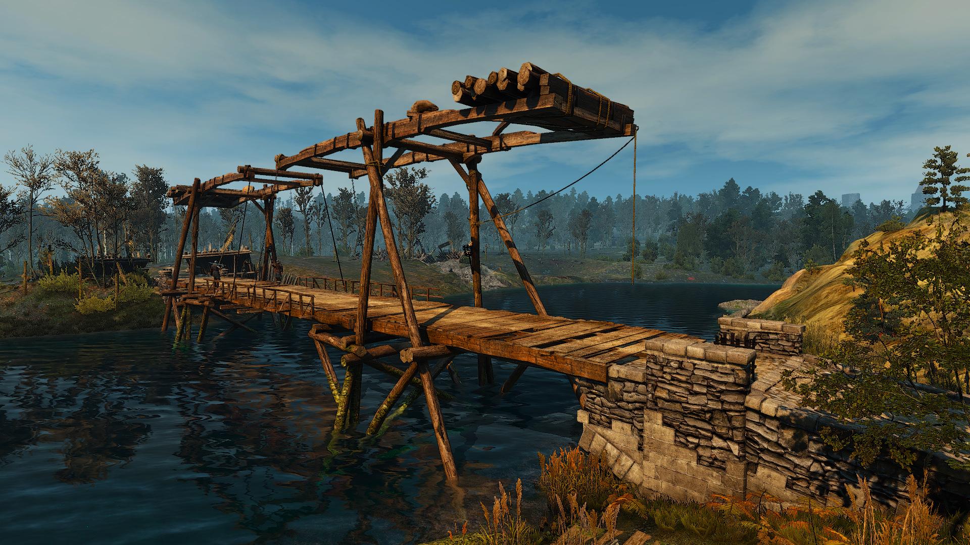 Marauders' Bridge