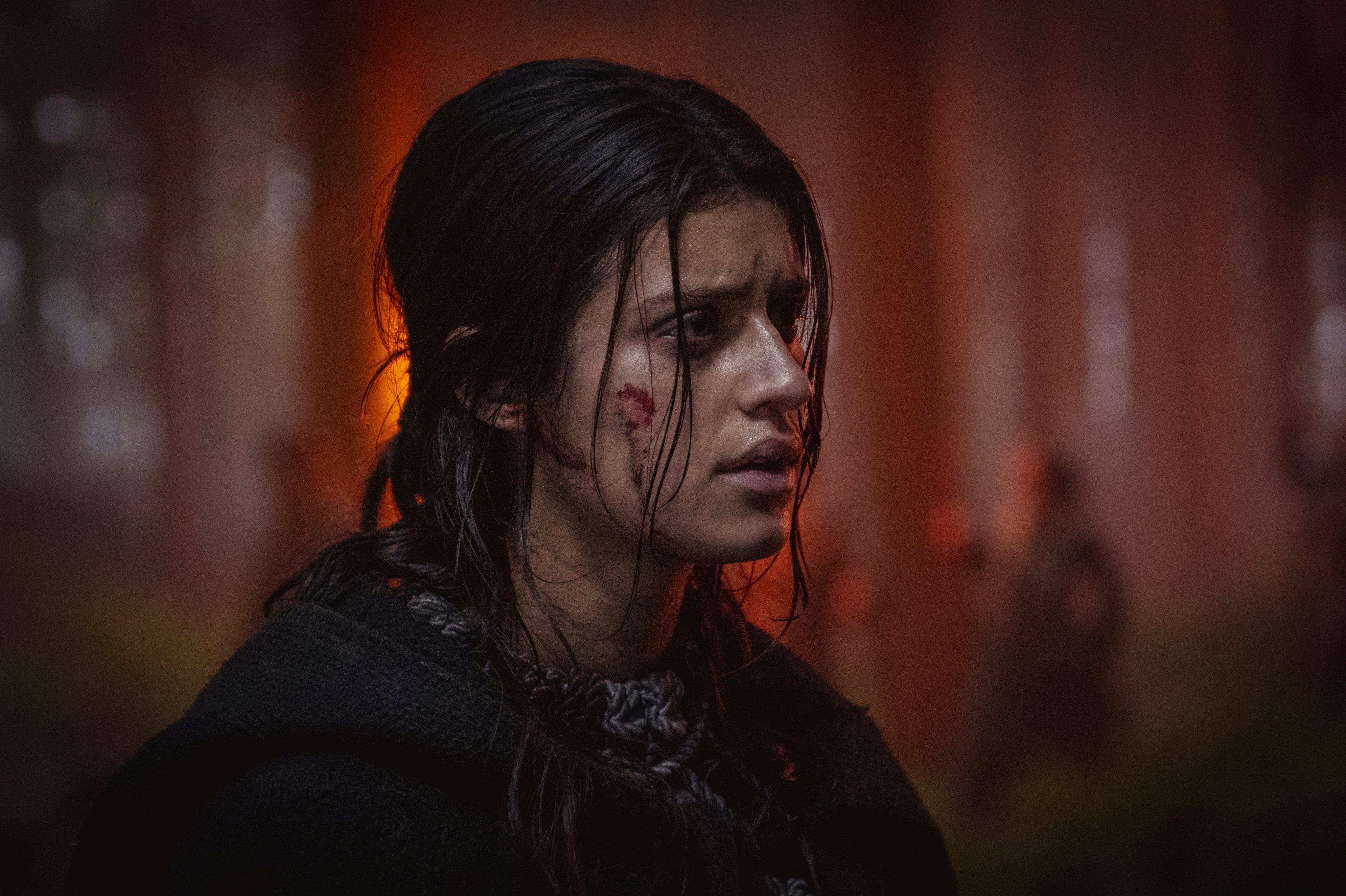 Yennefer of Vengerberg/Netflix series
